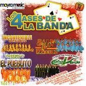 Los 4 Ases De La Banda, Vol. 1 by Various Artists