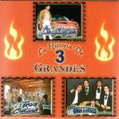 La Historia De 3 Grandes by Various Artists