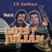 15 Exitos, Vol.2 de Luis Y Julian