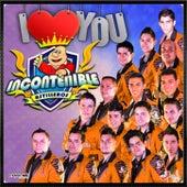I Love You (Single) by La Incontenible Banda Astilleros