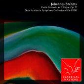Violin Concerto in D Major, Op. 77 by Leonid Kogan