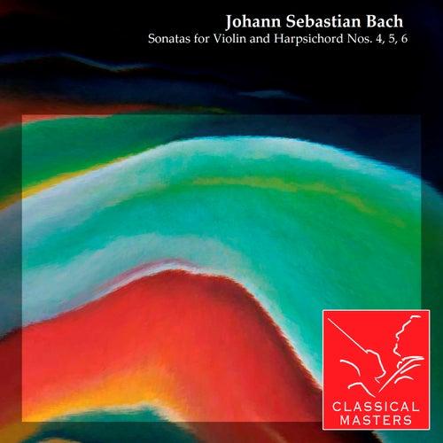 Sonatas for Violin and Harpsichord Nos. 4, 5, 6 by Igor Oistrakh