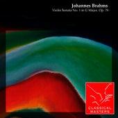 Violin Sonata No. 1 in G Major, Op. 78 by David Oistrakh