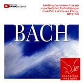 Goldberg Variations Aria mit verschiedenen Veränderungen from Part 4 of Clavier Übung, BWV 988 by Various Artists