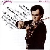 Brahms: Violin Concerto, Bruch: Violin Concerto by Bohuslav Matousek
