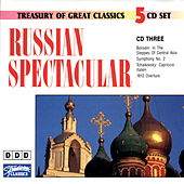 Russian Spectacular (Vol 3) by Various Artists