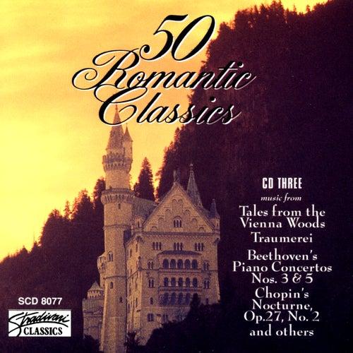 50 Romantic Classics (Vol 3) by Various Artists