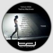 Techno Machines von Various Artists