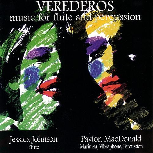 Verederos: Music For Flute And Percussion by Verederos