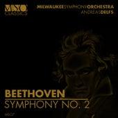 Beethoven: Symphony No. 2 by Milwaukee Symphony Orchestra