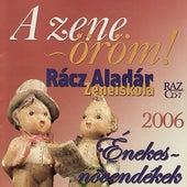 Music for voice by Rácz Aladár Zeneiskola