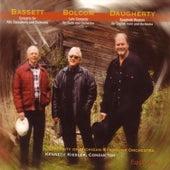 Concertos: Bassett, Bolcom, Daugherty by University of Michigan Symphony Orchestra