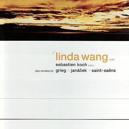 Plays Sonatas by Grieg, Janáĉek, Saint-Saëns by Linda Wang