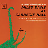 At Carnegie Hall (Legacy) de Miles Davis