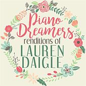 Piano Dreamers Renditions of Lauren Daigle de Piano Dreamers