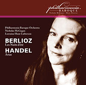 Berlioz: Les nuits d'été, Op. 7 - Handel: Arias (Live) de Lorraine Hunt Lieberson