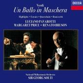 Verdi: Un ballo in maschera (Highlights) de Sir Georg Solti