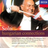 Hungarian Connections de Sir Georg Solti