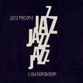 Jazz Record by Lou Donaldson