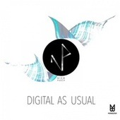 Digital As Usual von Nico Pusch