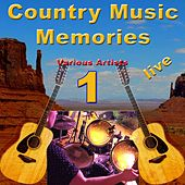 Country Music Memories 1 by Various Artists