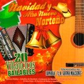 Navidad y Ano Nuevo Norteno 20 Villancicos Bailables von Various Artists