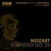 Mozart: Symphony No. 39 by Milwaukee Symphony Orchestra