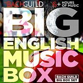 Big English Music Box by Various Artists
