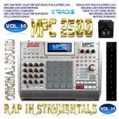 Mpc 2500 Rap Instrumentals, Vol. 14 by BEATS