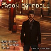 Golden Slumbers / Carry That Weight / The End (Live) by Jason Campbell