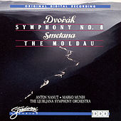 Dvorak: Symphony No 8 - Smetana: The Moldau by Various Artists
