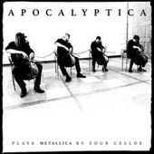 Plays Metallica by Four Cellos (Remastered) de Apocalyptica