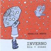 Inverno blu + rosso di Angelica Mente
