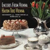 Encores From Vienna: Kreisler, Haydn, Strauss, et al. von Haydn Trio Vienna