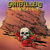 Red Rocks Amphitheatre, Morrison, CO (7/8/78) de Grateful Dead