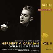 Wolfgang Amadeus Mozart: Piano Concerto No. 20 & Symphony No. 41 'Jupiter Symphony' by Various Artists