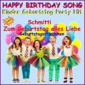 Happy Birthday Song, Kinder-Geburtstag Party Hit (Geburtstagsständchen) de Schmitti