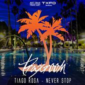 Never Stop by Tiago Rosa