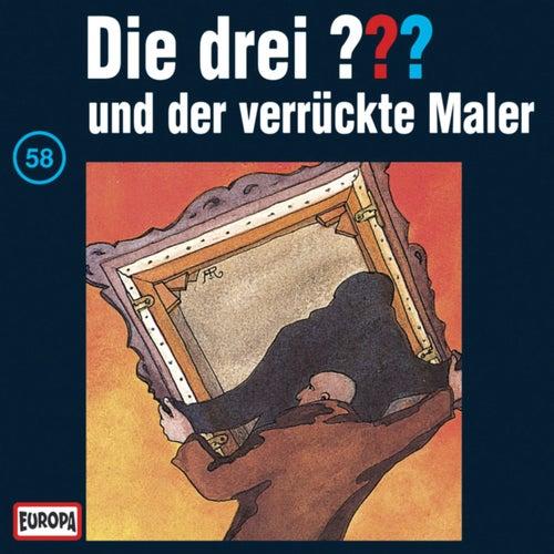 058/und der verrückte Maler von Die drei ???