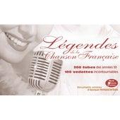 Légendes de la chanson française von Various Artists