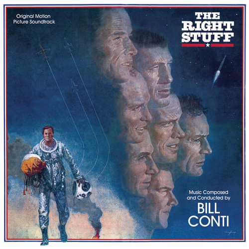 The Right Stuff (Original Motion Picture Soundtrack) von Bill Conti