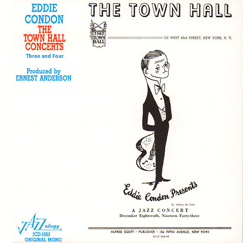 The Town Hall Concerts Three and Four by Eddie Condon