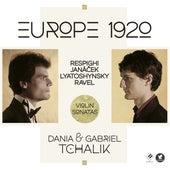 Europe 1920: Violin Sonatas by Dania Tchalik