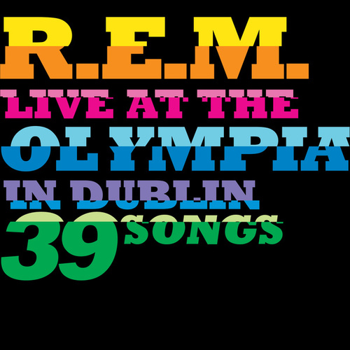 Live At The Olympia by R.E.M.