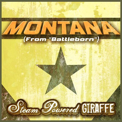 Montana (From 'Battleborn') by Steam Powered Giraffe