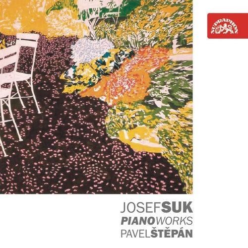 Suk: Piano Works by Pavel Štěpán