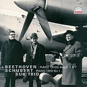 Beethoven & Schubert: Piano Trios von Suk Trio