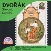 Dvořák : Slavonic Dances by Czech Philharmonic Orchestra