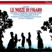 Mozart: Le nozze di Figaro by Sir Neville Marriner