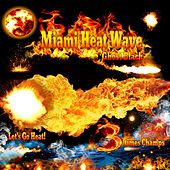 Miami Heat Wave de Ghost Black